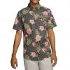 Hurley Lanai Stretch Short Sleeve Mens Shirt