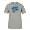 Hurley Beachside Short Sleeve Mens T-Shirt