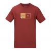 Hurley Halfer Stripe Short Sleeve Mens T-Shirt
