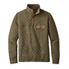 Patagonia Cotton Quilt Snap-T Mens Mid Layer