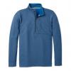 SmartWool Merino Sport Fleece Half Zip Mens Mid Layer
