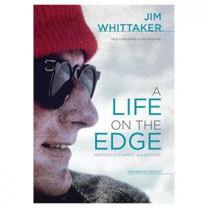 Image of A Life on the Edge - Signed Hardbound