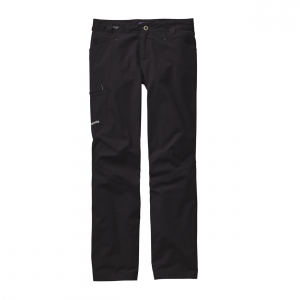 Venga Rock Pants - Women's: Save 37% Off - Try hard but move easy in Patagonia's new Venga Rock Pants - that's what they're made for. The lightweight organic cotton/spandex blend breathes, moves, and stays comfortable with every drop knee and high step, while technical patterning includes a crotch gusset and articulated legs. The waist has belt loops, a separating zip fly, and their innovative OppoSet adjustable closure for an on-the-go customized fit.