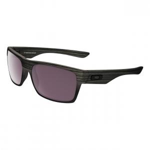 TwoFace Sunglasses Woodgrain