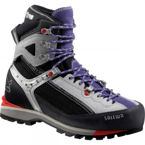 photo: Salewa Women's Raven Combi GTX mountaineering boot