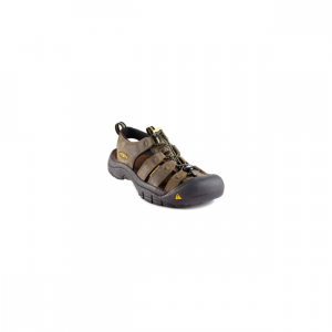 newport nubuck sandal - men's- Save 20% Off - Keen's tough-wearing, Newport protects your toes like shoe, with the comfort and cooling of a sandal. Speaking of cool, the Newport's stylish design and colorful waterproof leather uppers look marvelous in most situations.