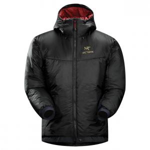 photo: Arc'teryx Men's Dually Belay Jacket synthetic insulated jacket