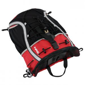 Taj M'Haul Deck Bag Red/Black