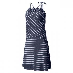 Tonga Strappy Dress Wms Zinc