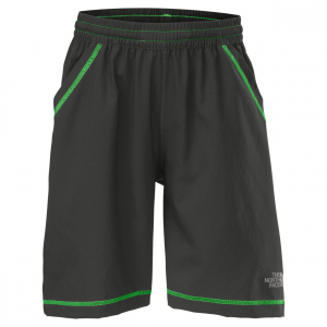 Mak Voltage Short Asphalt Grey