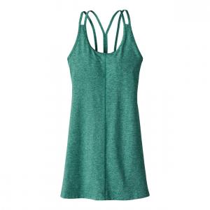 Latticeback Dress Wms Gem