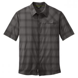 photo: Outdoor Research Astroman S/S Shirt hiking shirt