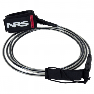 photo: NRS SUP Leash w/ Quick Release Belt throw bag/rope
