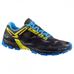 lite train trail running shoe - men's- Save 20% Off - Salewa's Lite Train Trail Running Shoe is destine to become your favorite footwear. It strikes the ideal balance between grip, durability, lightness, and breathability to help you get back into mid-season form in no time.