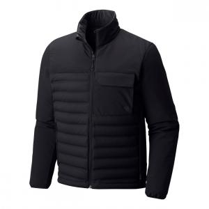 StretchDown HD Jacket Black MD