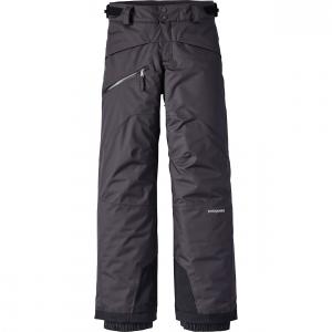 Boys Snowshot Pants Black LG