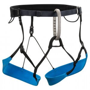 Couloir Harness Ultra Blue