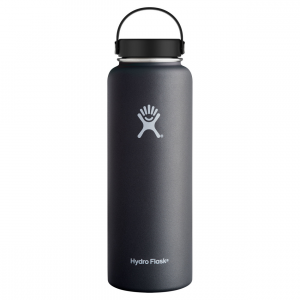 Hydro Flask Wide Mouth Black