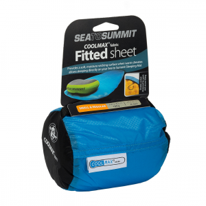 Coolmax Fitted Sheet  LG