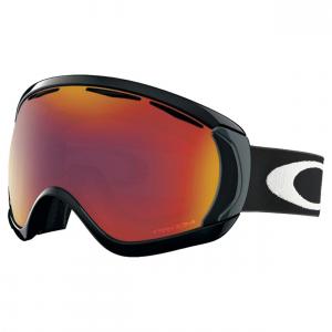 Canopy Goggle Matte Black