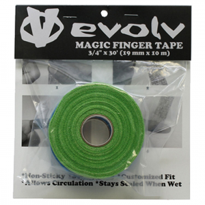 Magic Tape Finger .75in (Pk 2)