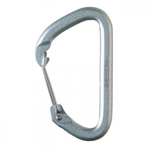 Steel Wiregate Carabiner