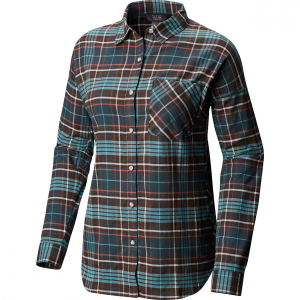 Karsee Long Sleeve Shirt Blue