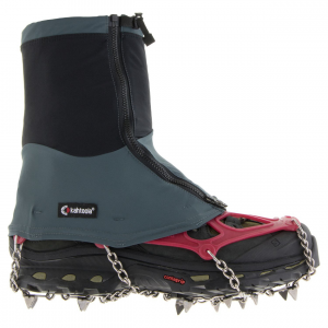 CONNECT Gaiter Mid Gray/Teal