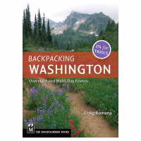 Backpacking Washington - Book