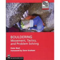 Bouldering: Movement, Tactics, and Problem Solving Book