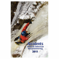 Accidents in Mountaineering 2011 Book
