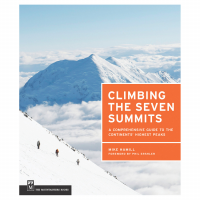 Climbing Seven Summits - Paperback, Signed