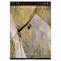Fifty Favorite Climbs - Paperback