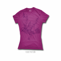 Flight Pattern Tee - Women's