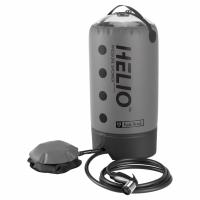 Helio Pressure Shower Grey