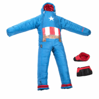 Selk Bag Kids Marvel CAPTAIN