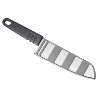 Alpine Chef's Knife Gray