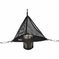 Corner Bar Tent Loft Black