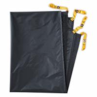 Kaiju 6 Tent Footprint Asphalt