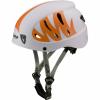 Armour Helmet White/Orange