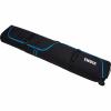 RoundTrip Ski Roller Bag Black