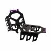 Ibex Pro Crampons Black/Violet