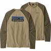 P-6 Logo LW Crew Sweatshirt El