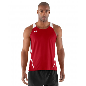 photo: Under Armour Interval Singlet short sleeve performance top