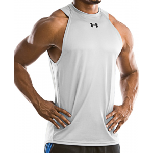 Under Armour Sleeveless Mesh Practice Top