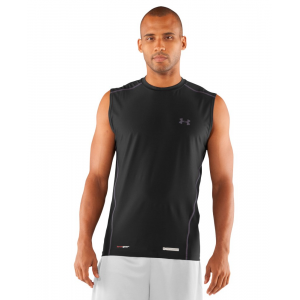 Under Armour HeatGear Fitted Shortsleeve Crew
