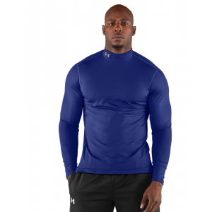 Under Armour Evo ColdGear Fitted Mock