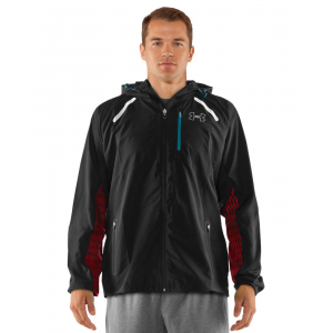 photo: Under Armour Run Warm-Up Jacket wind shirt