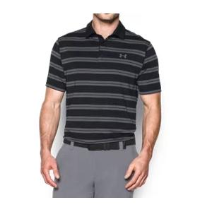 Image of Men's UA Groove Stripe Polo