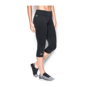 Women's UA Base 2.0  3/4 Leggings